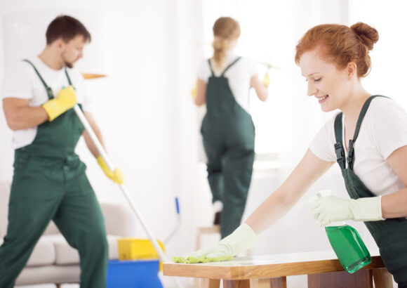 janitorial cleaners in Charlotte, NC